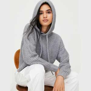 Cashmere hoodies o Hoodies cashmere